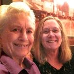Kay Wright & Claudia Cooper