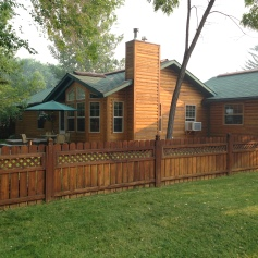 Claudia & Jimmy's House