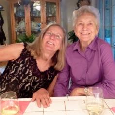 Claudia and Mama Kay