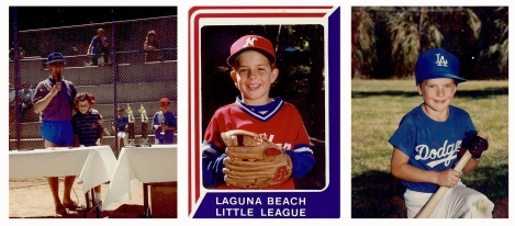 Austin Lee : Little League Days