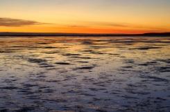 Sunset - San Ignacio Lagoon