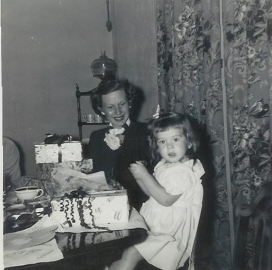 CATHIE & KAY, 26 MAY 1951