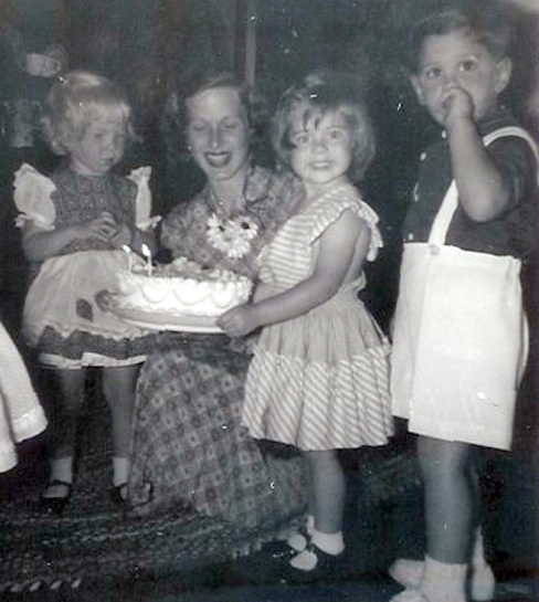 KAY & CATHIE, 26 MAY 1952