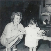 KAY & CATHIE, 26 MAY 1950